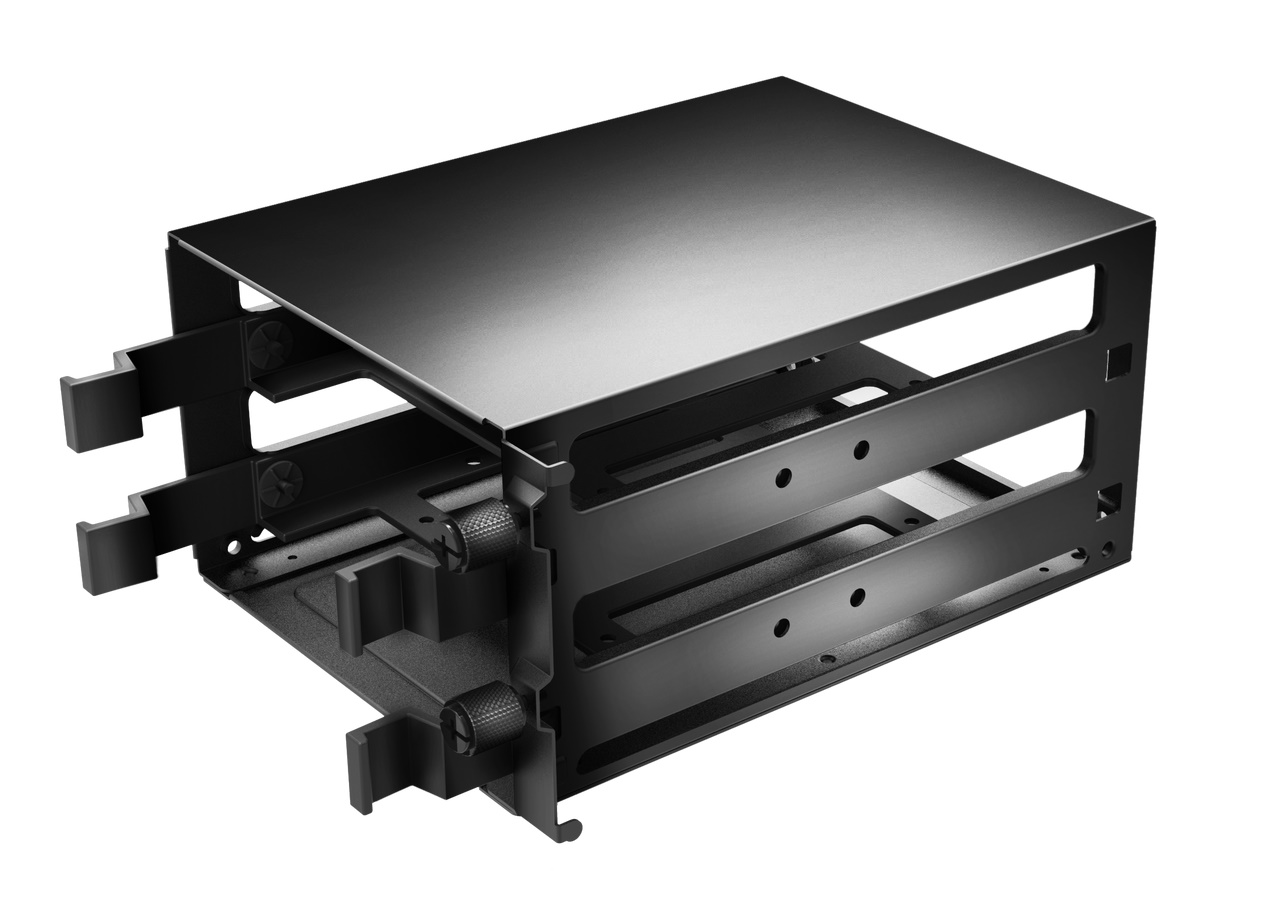 Coolermaster Module for Mastercase 5 - Hdd Cage -2bays - clip-and-click design