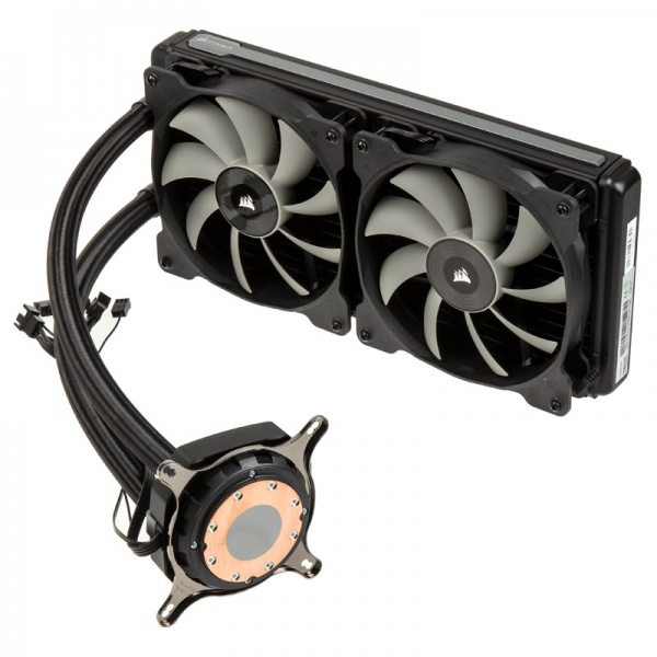 Corsair H115i watercooling