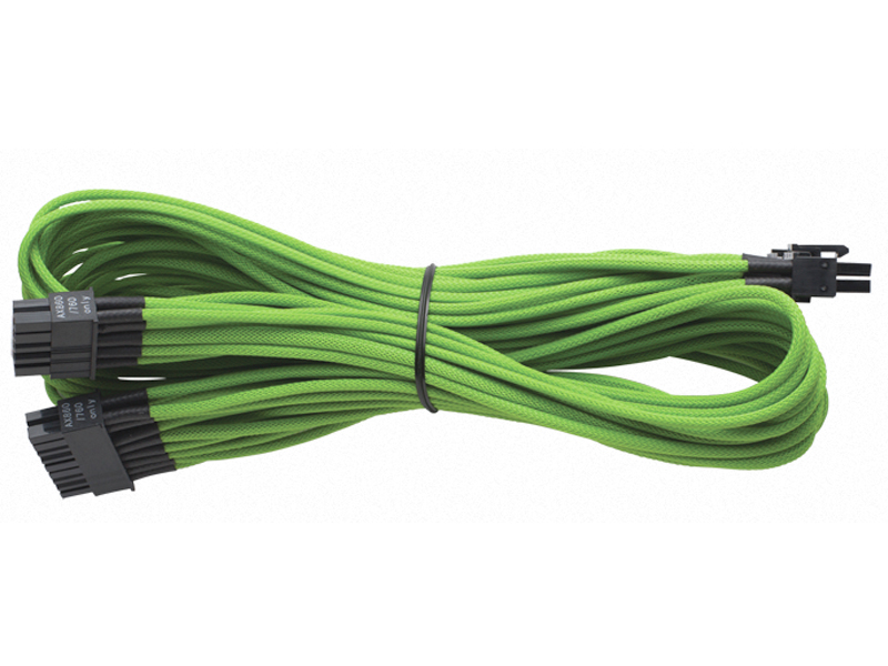Corsair modular cable Green