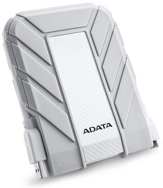 Adata 1000Gb HD710 Whi 2.5 u3