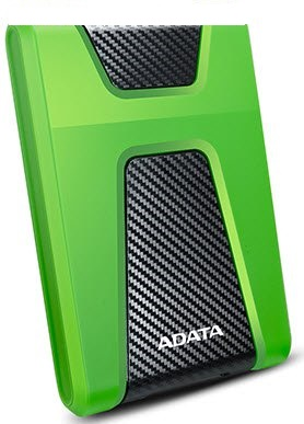 Adata HD650X series , 2Tb/2000Gb  for Xbox , Greenblack , triple-layer construction with silicone material for shock resistant , with HDD transmission status LED , usb 3.0 (usb2.0 backward compatible ) , usb-powered , 132x99x21.5mm , with OStoGO  HDDtoGo