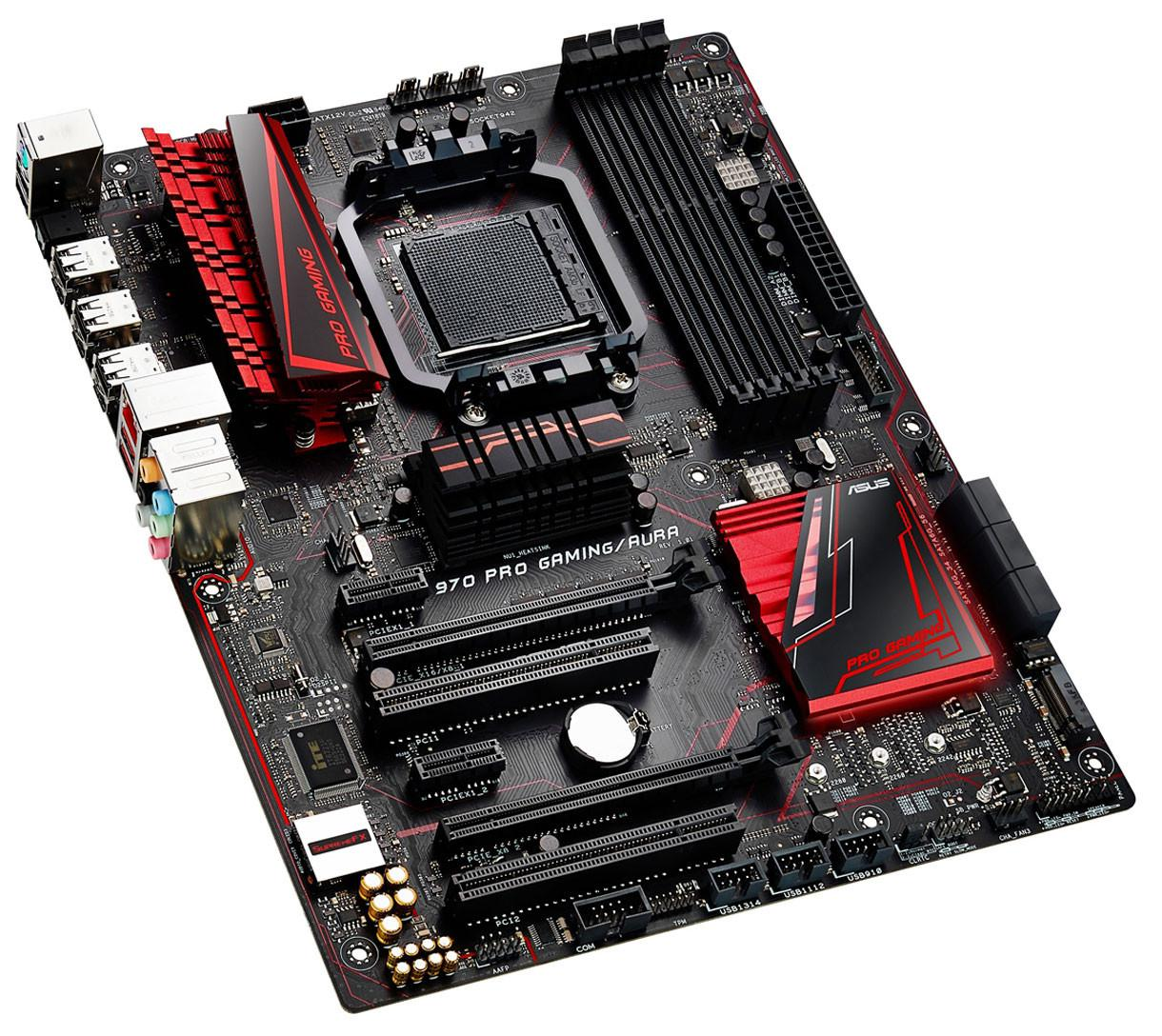 ASUS 970 ProGaming Aura am3