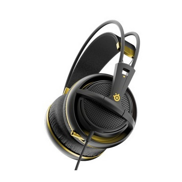 Steelseries Siberia 200 GoLd stereo headset