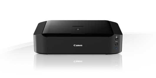 Canon iP8740 , 6 single ink - wireless network ready , manual duplex printing  A3 , 9600x2400dpi  mono/color : 14.5/10.4iPM , 1pl Micro-Nozzles , FINE , input : 150s  cd/dvd printing tray - USB