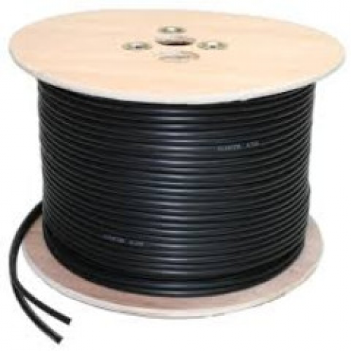 COMMERCIAL COAXIAL  0.65 POWER  500M CABLE