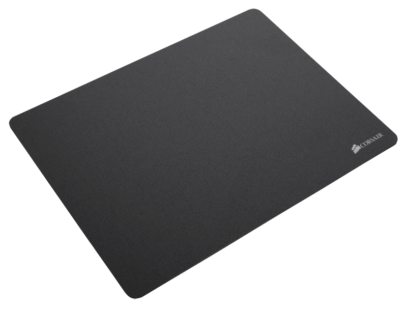 Corsair CH-9000047-WW vengeance MM400 Compact gaming mouse pad  hard plastic surface with low-friction microtexture finish , glide-optimized textile surface , 1.5mm ultra thin , 310x235x1.5mm - retail pack