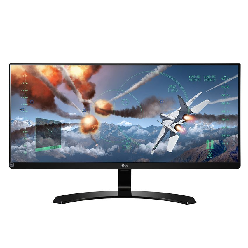 LG 29UM68-p 29 Led display - with iPS technology ( true 178 wide viweing angle  real color ) , with AMD FreeSync technology144Hz  black stabilizerdynamic action sync4 dedicated gaming mode ,  support screens split mode ( work as 2/3/4x displays ) , suppor