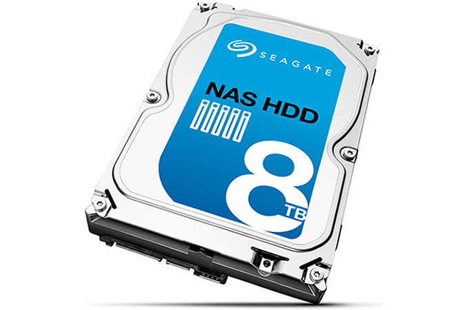 seagate ST8000VN0002 Nas hdd , designed for multi-bay NAS systems with Dual-Plane balance  NASWorks error recovery control , 8000gb/8Tb, Sata6G, 256mb cache , 5900rpm , sustained data rate - 216mb/sec - 3 years warrenty