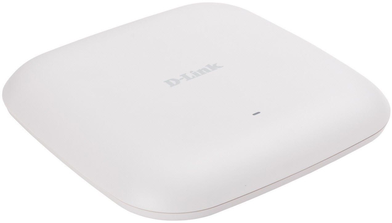 D-Link DAP-2660 wireless AC1200 Dual Band PoE access point for SMB , ceiling/wall mount ready , 2626dbm high power radio design , 2.4/5Ghz dual band , 802.11a/b/g/n/AC 1200Mbps (867300) , 1x gigabit lan connection , support WDS , 2x 3dbi  2x 4dbi antennas