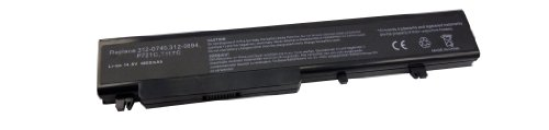 5200mah 14.8V 8 cell Battery for DELL DELL Vostro 1710, Vostro 1720 series laptop replace 312-0740 312-0741 P721C P726C T117C T118C