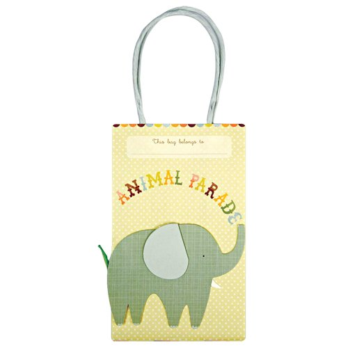 Meri Meri Animal Parade Party Bags - 8 ct