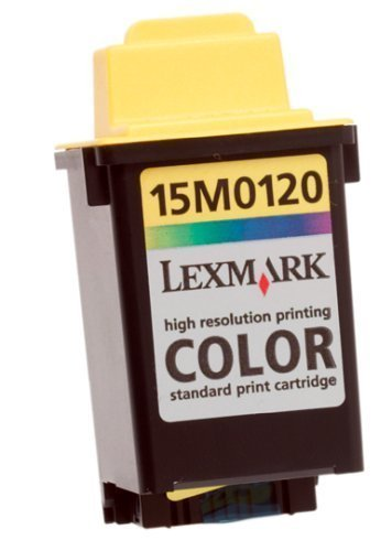 Lexmark 15M0120 Number 20 Color Ink Cartridge