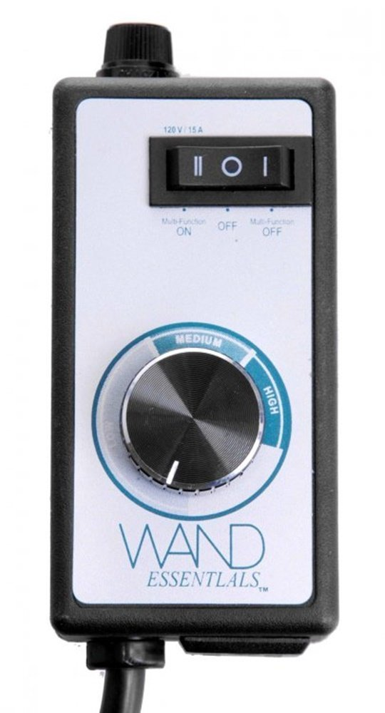 Multi-Function Vibrating Sex Wand Controller