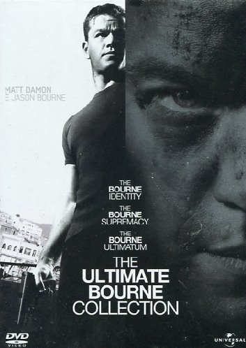 Bourne Ultimate Collection (The) (3 Dvd)