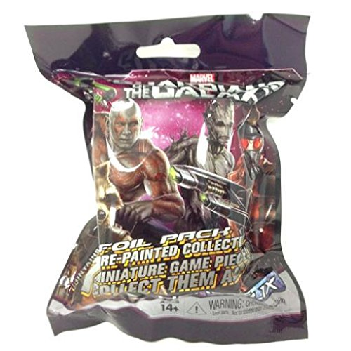 Guardians of the Galaxy Movie - Gravity Feed Booster Pack MINT/New