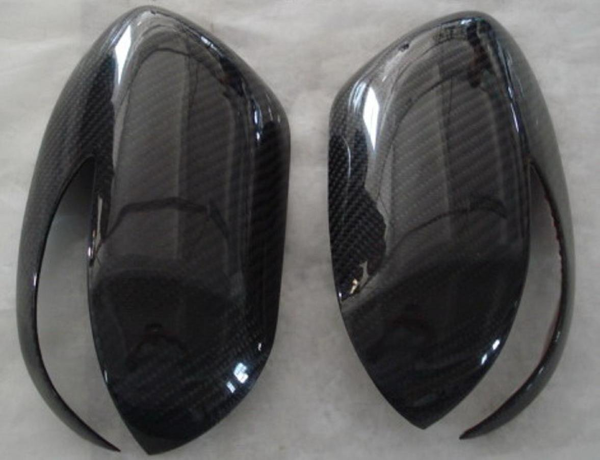 Carbon Fiber Mirror Covers For Subaru Impreza WRX STI 2008-2012