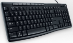 Logitech Keyboard - Media Keyboard K200
