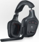 Logitech G930 Wireless Gaming Headset - 12m range