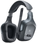 Logitech F540 Wireless Gaming Headset For PS3 and XBOX