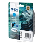 Epson t1032 ( C13T10324A10 ) - cyan , 18.2ml , seal ink - for st