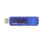 Adata UV110 16Gb flash drive bLue , sliding push out USB connect
