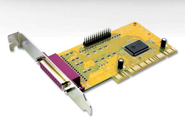 Sunix 4018 2 Port Parallel PCI Card