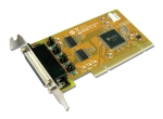 Sunix SER5037PL 2-port RS-232 Powered PCI Card (LP)