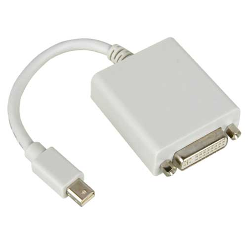 Sapphire Mini DisplayPort to DVI active adapter cable