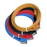 Lian-li SATA-ST90-A Sata/SAS cable set - 4 x 90cm in different c