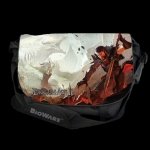 Razer Dragon Age II Messenger Bag