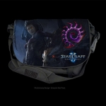 Razer Starcraft II Zerg Ed. Messenger Bag