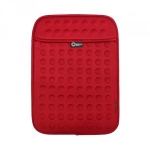 "Bolsarium Bonanova 10"" Notebook Sleeve - Red"