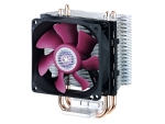 Cooler Master Blizzard T2 Mini, Aluminum Base + Fin with 2x DCH