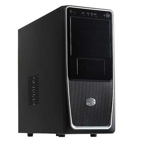 Cooler Master RC-311b-SWN3 Mid Tower Case (Windowed side panel) -No PSU