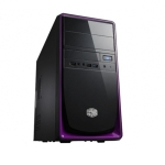 Coolermaster RC-344-PKN2 , Elite 344 , blackPurple , no psu : 1x