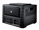 Cooler Master HAF XB, Mini-Tower, Black, no PSU (bottom placed p