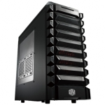 Coolermaster RC-K550-KWN1 , K550 , Windowed side panel , no psu