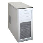 Lian Li PC-7H, Midi Tower, Silver, no PSU (bottom placed design)