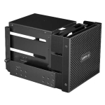 Lian Li EX-33X1 All Black Aluminum HDD cage (3x HDD)