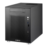 Lian Li PC-V650 Mini Tower No PSU Black ATX