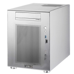 Lian Li PC-V650 Mini Tower No PSU Silver ATX