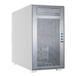 Lian Li PC-V700, Mid Tower, Silver, No PSU (Front + Bottom Place