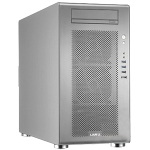 Lian-li pc-V750 , Silver , No psu ( front + bottom placed design