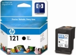 HP CC640HE No.121 Black Ink Cartridge