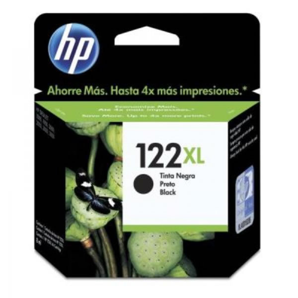 HP CH564HE No.122XL Tri-Colour Ink Cartridge