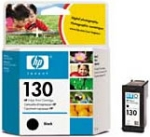 HP C8767HE No.130 Black Ink Cartridge