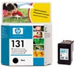 HP C8765HE No.131 Black Ink Cartridge