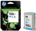 HP C4907AE No.940XL Cyan Ink Cartridge