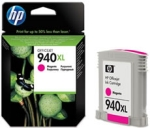 HP C4908AE No.940XL Magenta Ink Cartridge