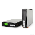 "Icy Dock 3.5"" MB452MK-S SATA External Storage Kit - USB / eSata"